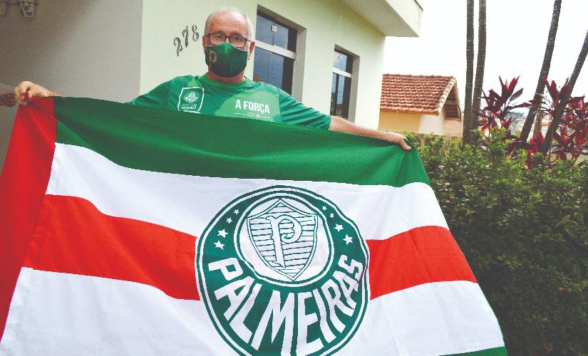 Sua excelência, o cônsul do Palmeiras