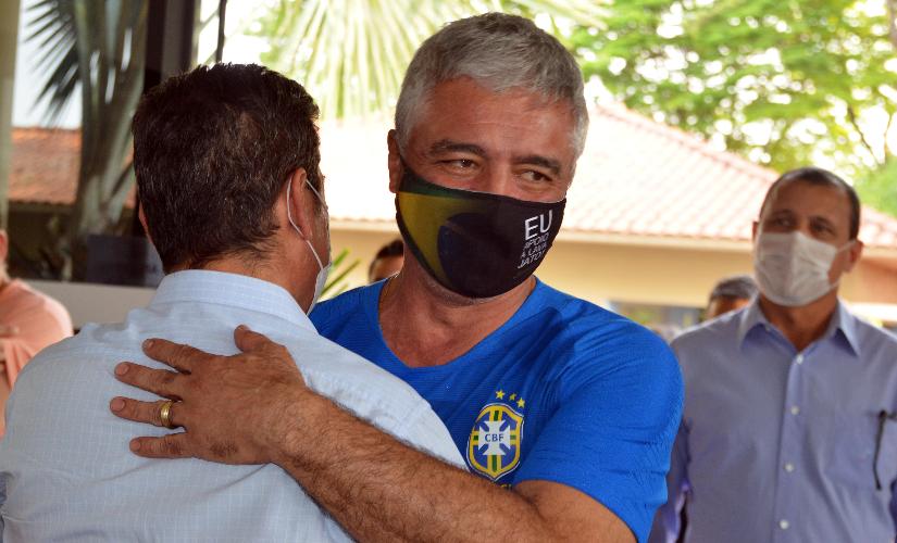 PSL de Santa Cruz lamenta morte de Olímpio: 'Foi fundamental para a região'