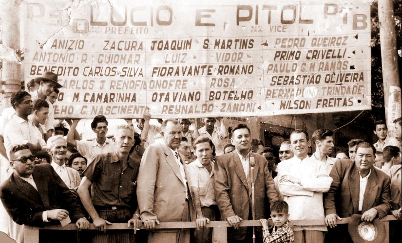 Américo Pitol, o benemérito que foi vice-prefeito em duas gestões