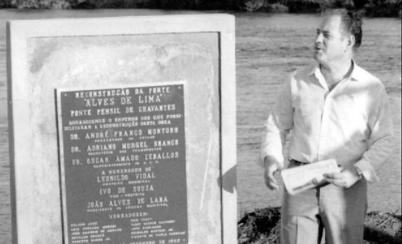 Leonildo Vidal, ex-prefeito de Chavantes, morre aos 81 anos