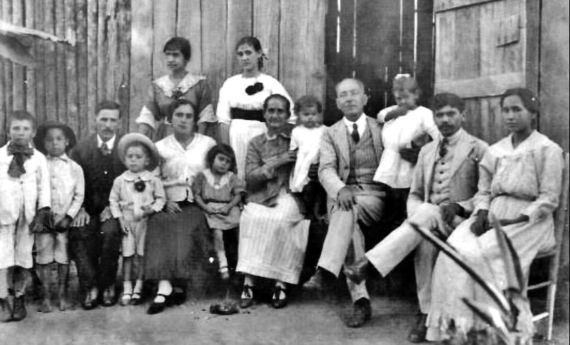 Santa Cruz teve massacre de uma família por índios