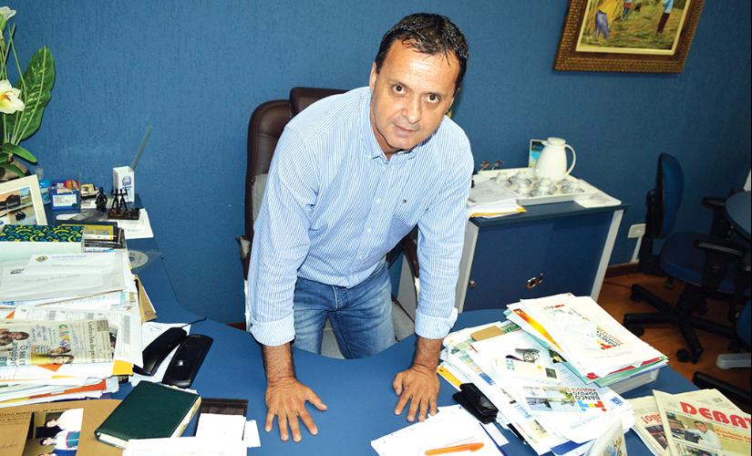 TCE nega recurso e mantém rejeição a contrato de 'Luizão'