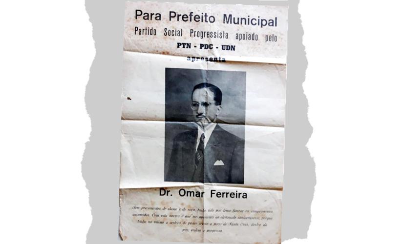 O grande prefeito que Santa Cruz perdeu