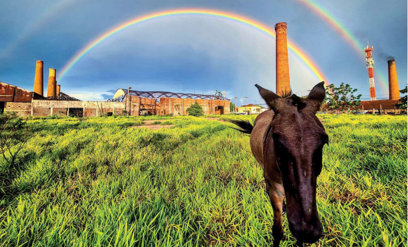 'O céu da divisa': fotógrafo expõe em Ourinhos