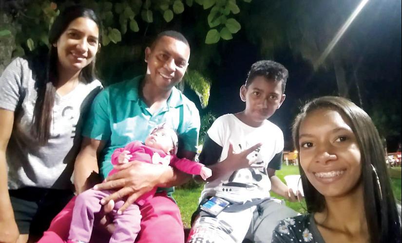 Morre Ibison Caetano, o garoto que sobreviveu ao afogamento em 2019