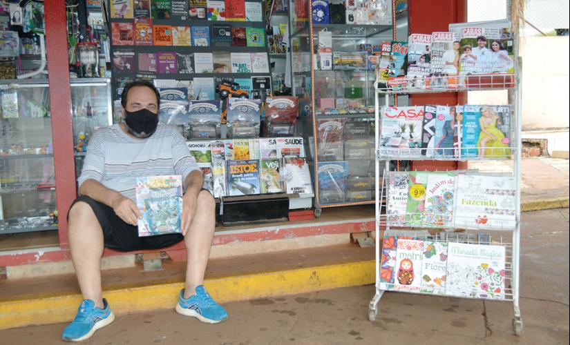 Revistas que marcaram época: memórias do jornaleiro