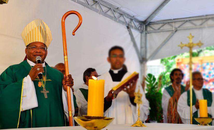 Primeiro bispo negro  de São Paulo é o titular da diocese de Ourinhos