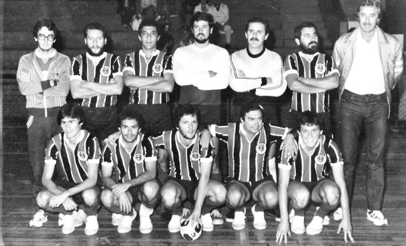 AABB - CAMPEÃ DO  ESTADO EM 1982