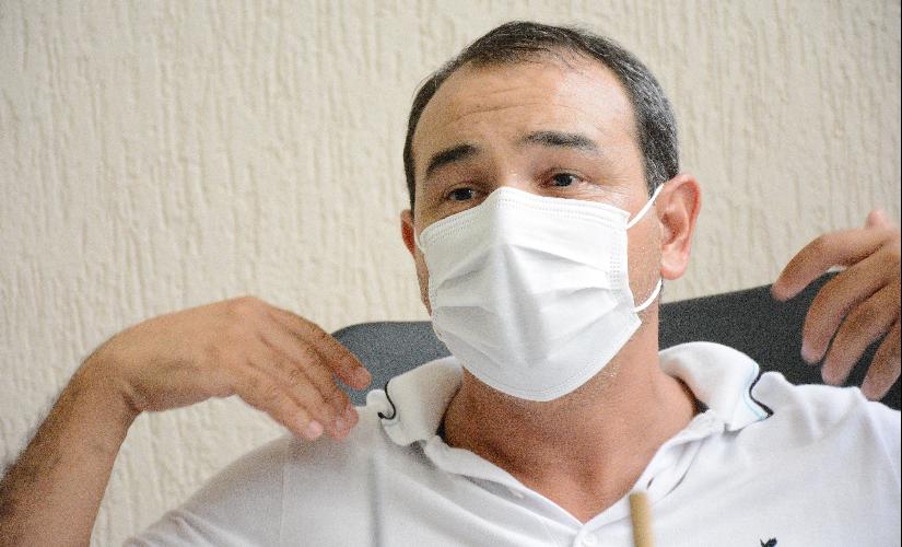 Câmara de Chavantes recebe denúncia e afasta o prefeito 'Burguinha'
