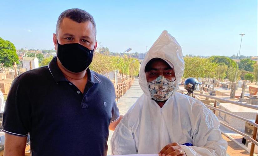 Vereador diz que conquistou vacina a grupo já contemplado pelo Plano Nacional de Imunização