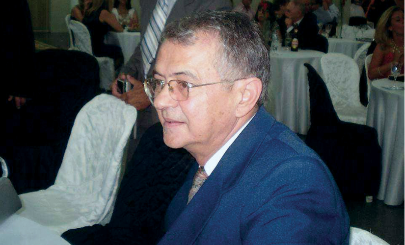 Professor Otacílio Ramos morre vítima da Covid-19