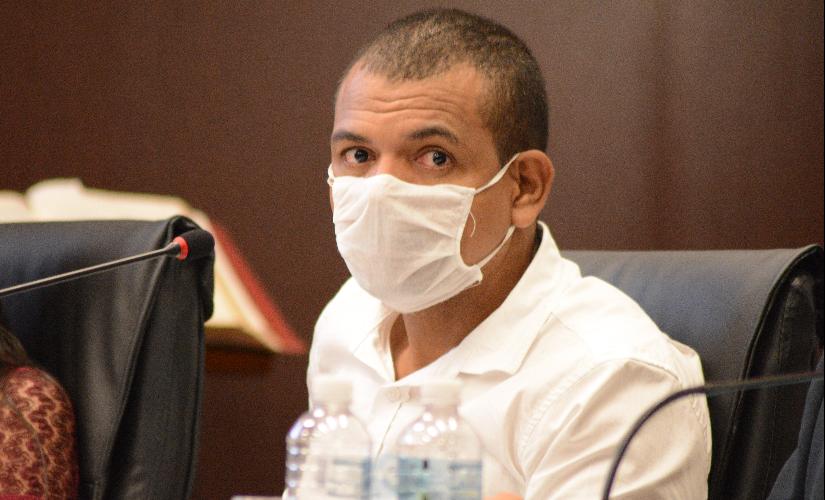 TJ suspende lei de Juninho Souza sobre emendas parlamentares