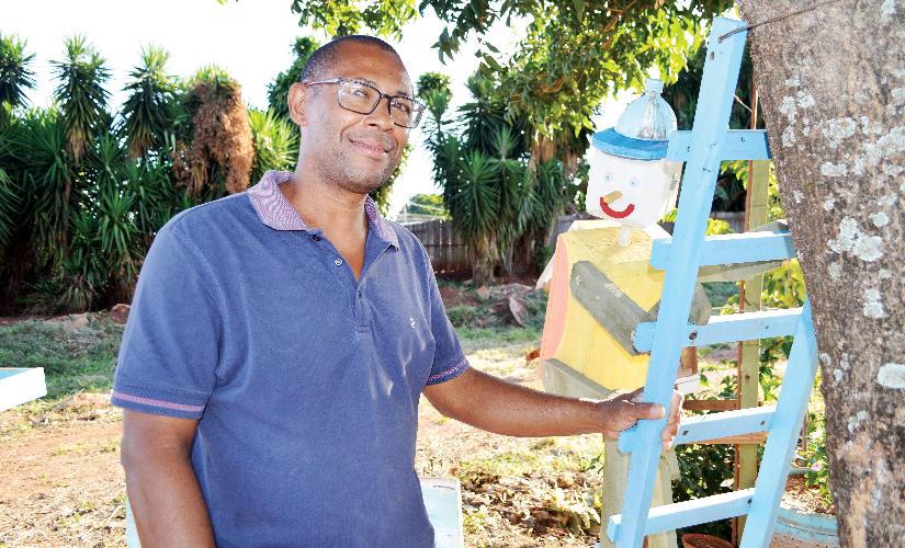 Famílias 'adotam' terrenos abandonados em Santa Cruz