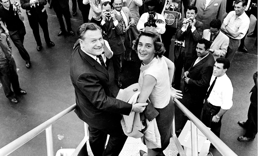 Rockefeller, o magnata apaixonado pelo Brasil
