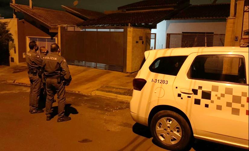 Casa do vereador Duzão é alvo de ataque a bomba nesta madrugada