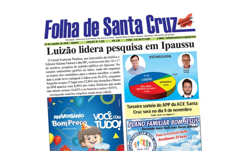 Sempre alinhada a políticos,  'Folha' já foi apreendida em 2004