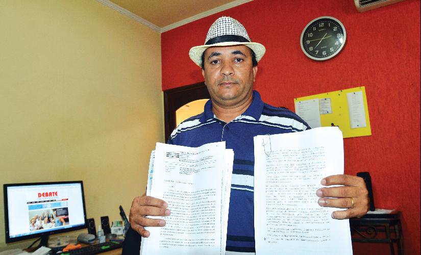Ex-vereador de Ipaussu é preso em Goiás por falsificar placa de automóvel