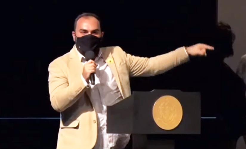 Em discurso no Palácio dos Bandeirantes, Diego elogia governo estadual e sinaliza apoio em 2022