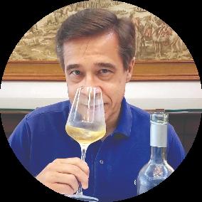 Maurício Ferreira: apaixonado por vinhos