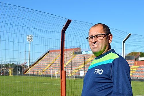 Aldo em casa: o estádio 'Leônidas'