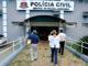 SIGILO TOTAL — Procuradores e secretário Edwin Brondi entregaram documentos à polícia na sexta-feira