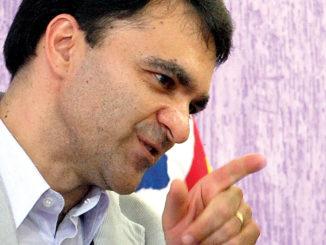 O ex-prefeito Adilson Mira foi condenado, entre outras penas, à suspensão dos direitos políticos