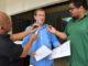 O prefeito Otacílio entregou ao delegado os relatórios que recebeu no início de 2013, com informações financeiras falsas