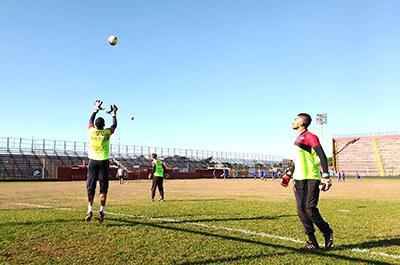 Estádio 'Leônidas Camarinha' pode voltar a ter futebol profissional