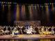 Apresentação do balé de Santa Cruz no festival internacional de Indaiatuba