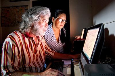 Celso Prado e Junko Sato pesquisaram a trajetória de Joaquim Manoel de Andrade