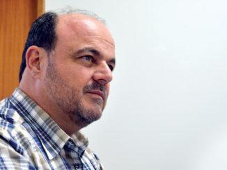 O deputado estadual santa-cruzense Ricardo Madalena (PR)