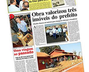 capa da edição impressa