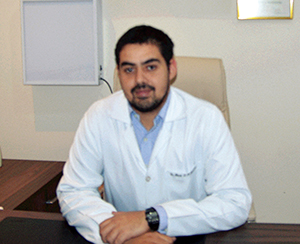 O médico Márcio Guerreiro alerta: prevenção é o melhor caminho
