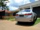 GARAGEM PARTICULAR — Na tarde de terça-feira, 28 de novembro, o carro estava de volta à garagem particular do prefeito Otacílio Parras Assis (PSB)