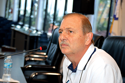 Fonçatti disse que o pagamento já existia na gestão de Joaquim Severino Martins, nos anos 1990