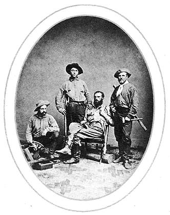 José Theodoro de Souza e filhos
