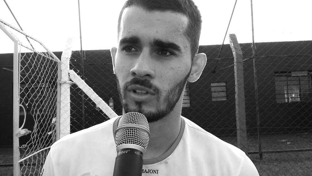 ATRAÇÃO — Ednan, centroavante artilheiro do time na temporada de 2016, está voltando à Santacruzense