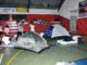 No ano passado, universitários dormiram no ginásio para garantir vaga