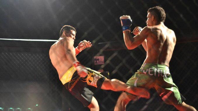 Ipaussu tem uma noite inédita de lutas 'MMA'