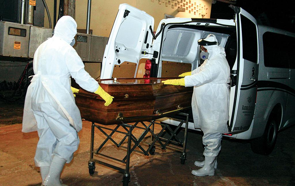 Suspeito de coronavírus morre na Santa Casa