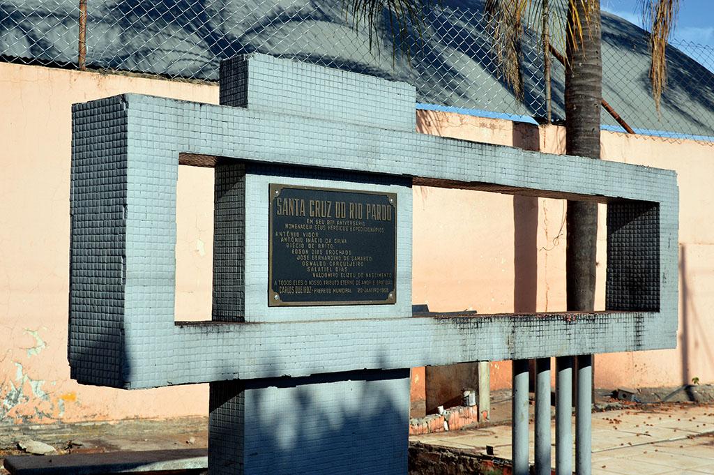 Promotor diz que mudança em monumento cabe ao município