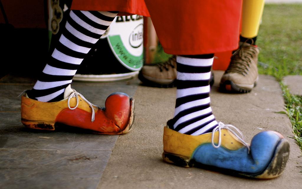 Beto Magnani: 'O circo'