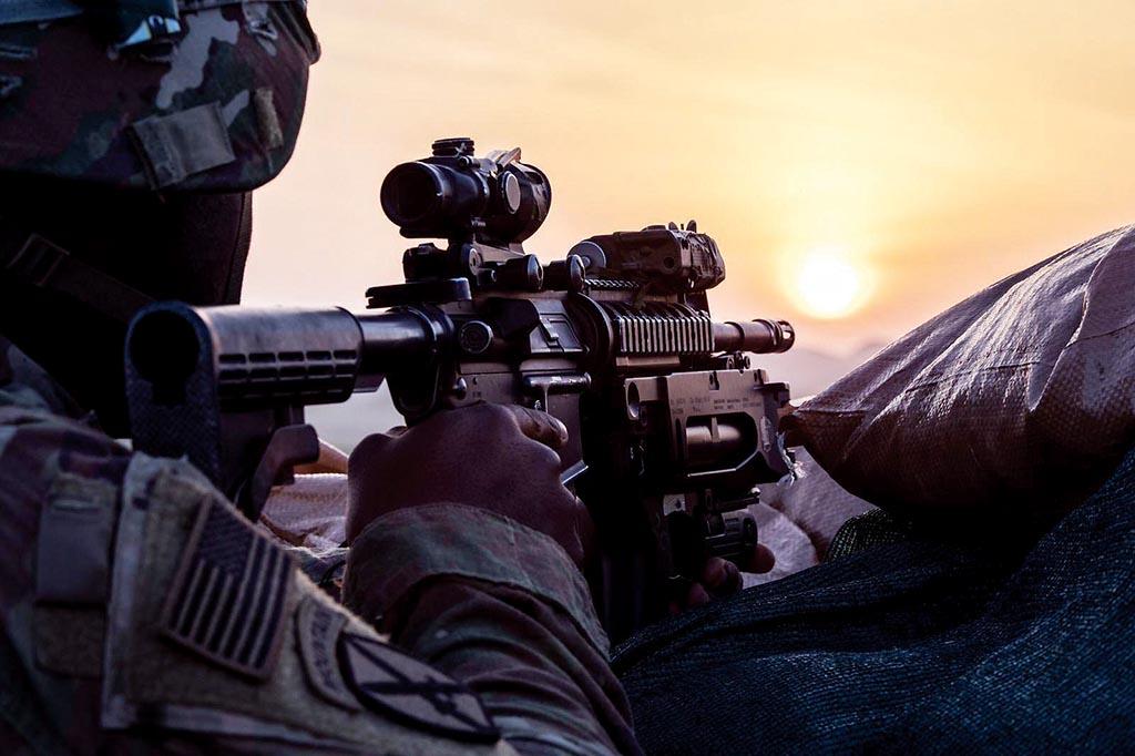 O jovem de Ribeirão Claro que lutou contra o Talibã no Afeganistão