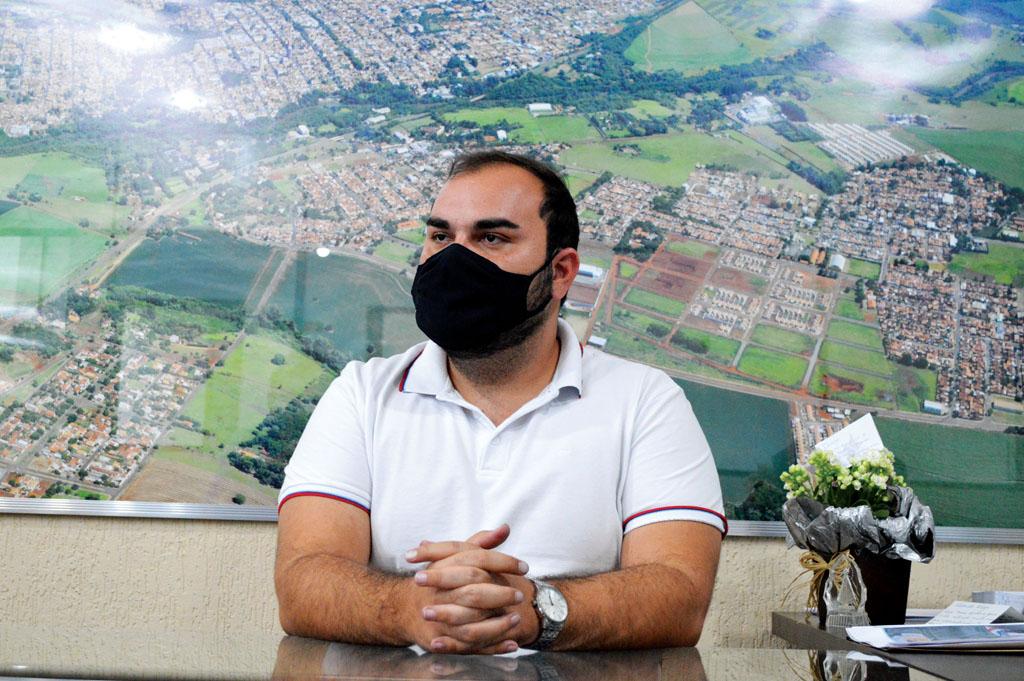 'Vou seguir o Plano São Paulo, darei suporte à saúde pública e quero ser o melhor prefeito da história'