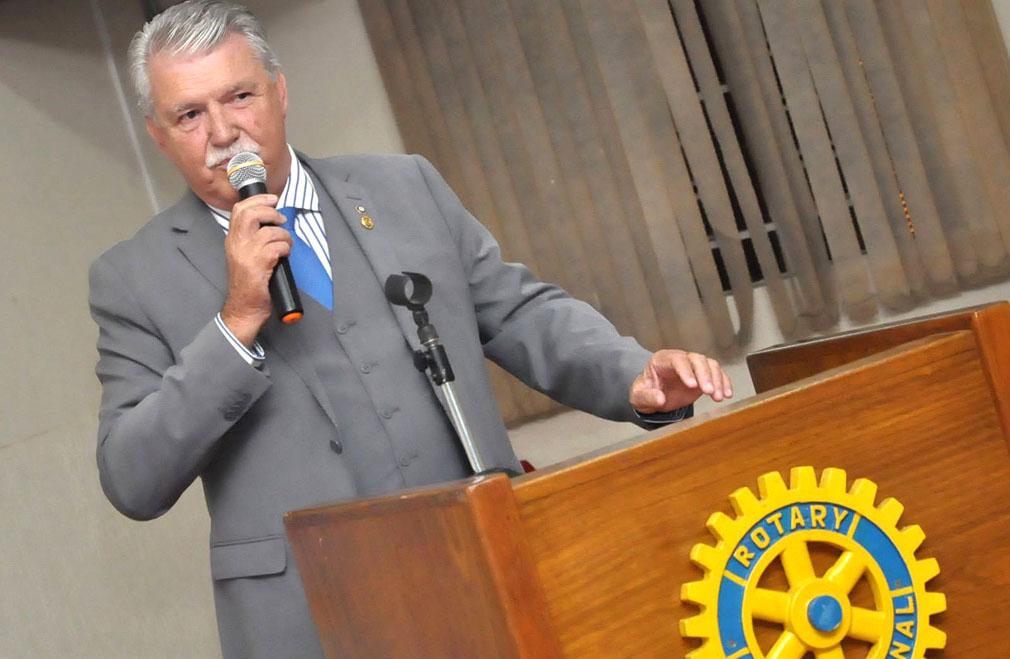 Rotary credencia primeira 'empresa  cidadã' em Santa Cruz do Rio Pardo